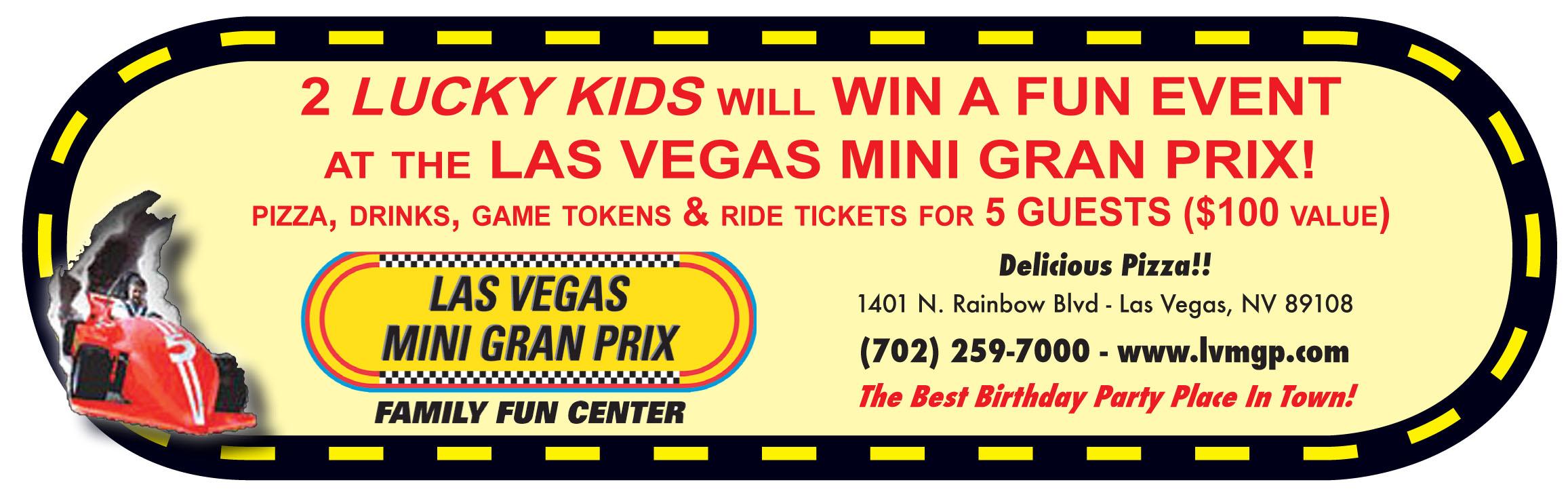 Kids Scene - Mini Gran Prix
