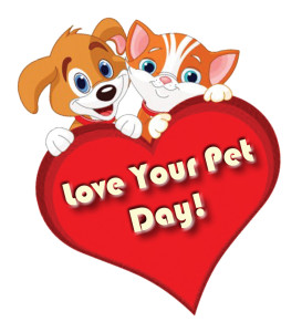Love Your Pet Day - Website