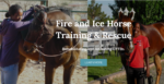 Fire and Ice Horse Training & Rescue